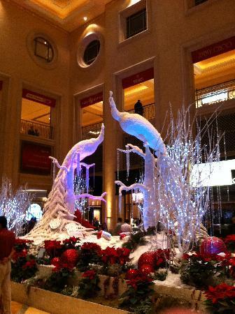 The Palazzo Resort Hotel Casino: Interior shot