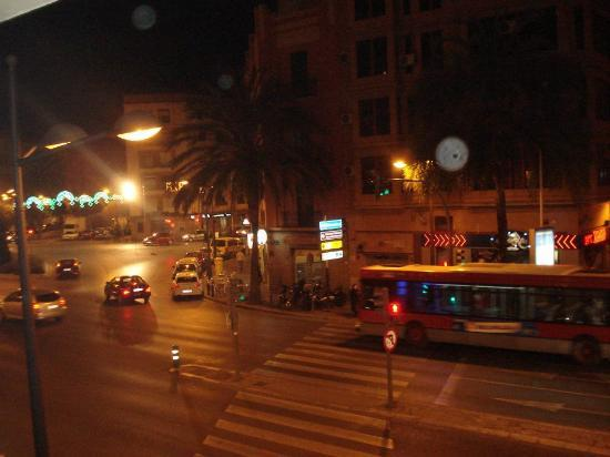 Dormavalencia Hostel : View from the hotel