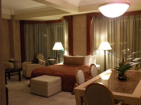 Diamond Hotel Philippines: 室内