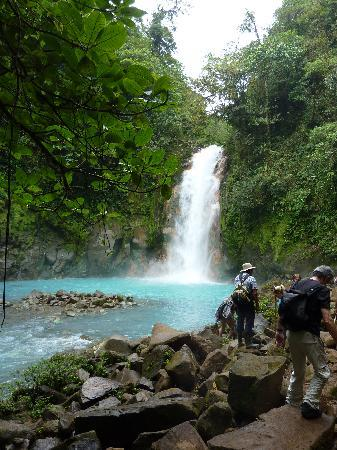 Tenorio National Park : Waterfall