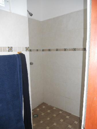 Apart Hotel Casaejido: SHOWER