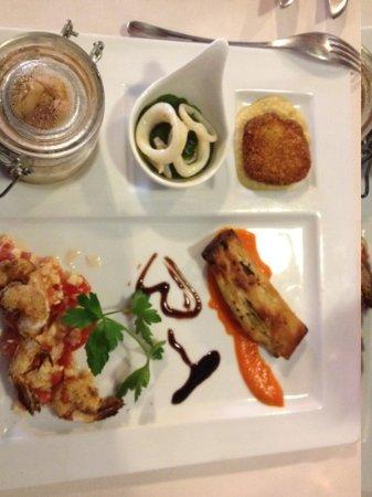 Taverna dei Boncompagni: antipasto