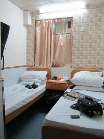 Alisan Guest House: twin room