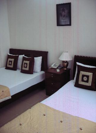 Bich Duyen Hotel: Bedroom