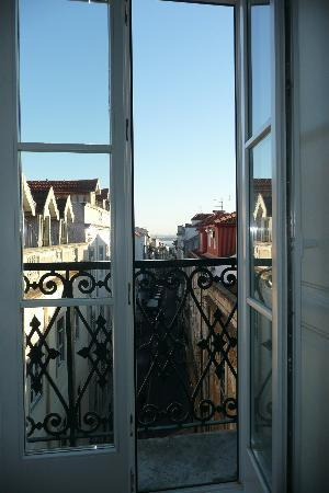 Lisbon Colours: the window view