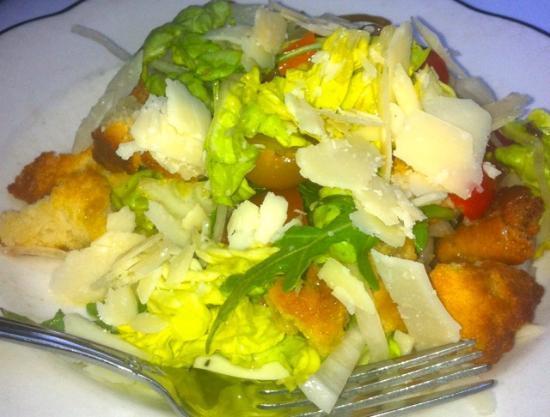 The Pelican Club: Pelican Club Italian Salad