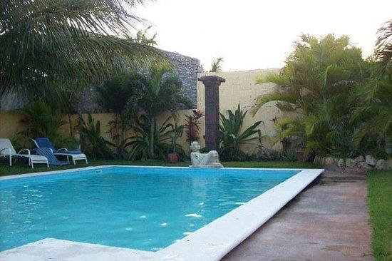 Hotel Quinta Progreso: Pool