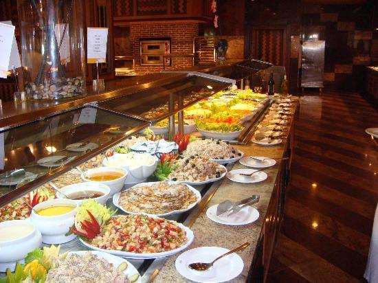 Hotel Riu Karamboa Buffet Style Restaurant