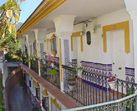 Cortijo Los Vargas: the hotel