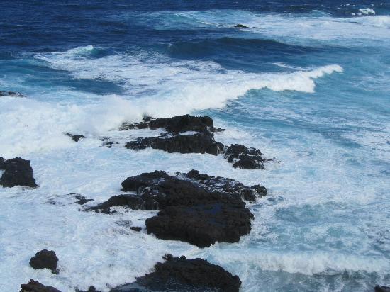 Hotel Rural Costa Salada: Ocean at the Hotel