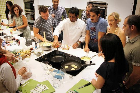 Bcnkitchen : Cooking Class