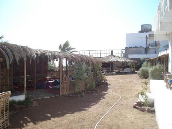 Sindbad Camp: de tuin 2