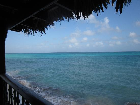 Marley Resort & Spa : view from patio