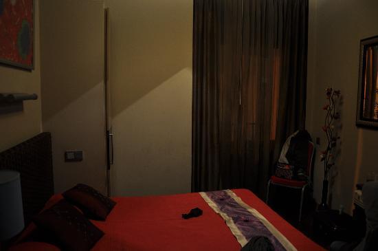 Madrid House: bedroom