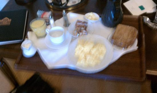 Hotel Baker: Included breakfast