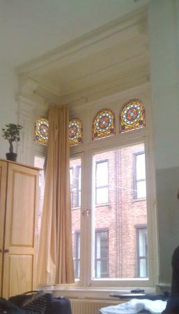 Hotel de Stern: Bow window della camera