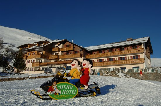 Heidi-Hotel Falkertsee: Wir sind Ihr spezialsit für Familienurlaub im Winter!