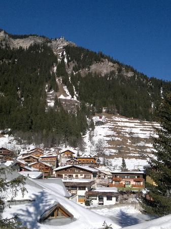 Hotel l'Edelweiss: versant nord