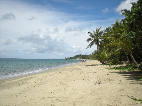 Club Oceanus: The closest beach