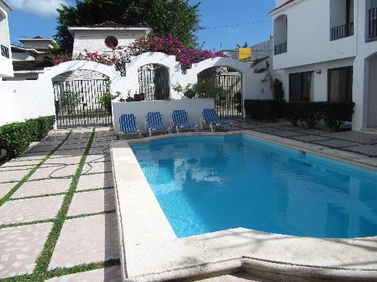 Casa Martillo : Pool and common area