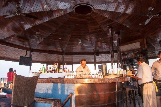 El Faro Lighthouse: interior of lounge