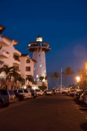 El Faro Lighthouse: pretty at dusk