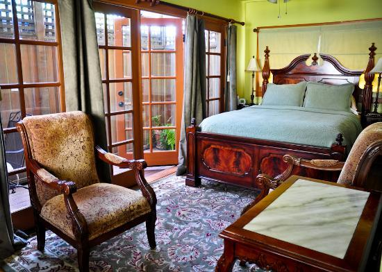 A White Jasmine Inn: The Santa Ynez Room