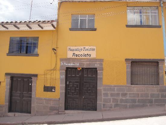 Hospedaje Turistico Recoleta 사진