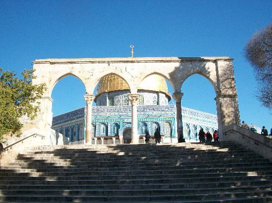 Part of Temple Mount