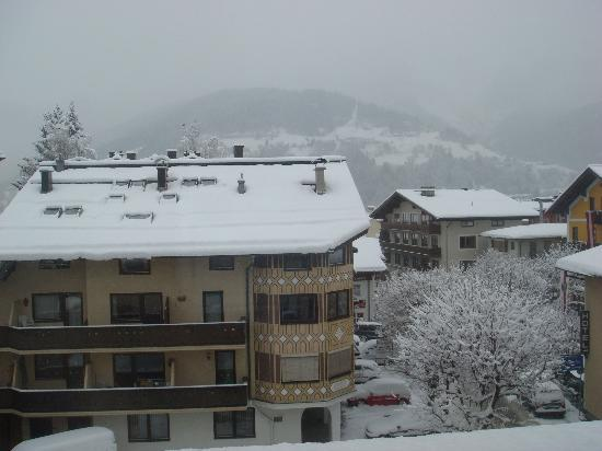 Hotel Glasererhaus: View from the room