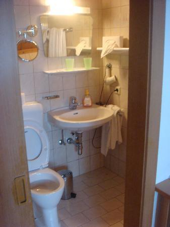 Hotel Glasererhaus: Bathroom