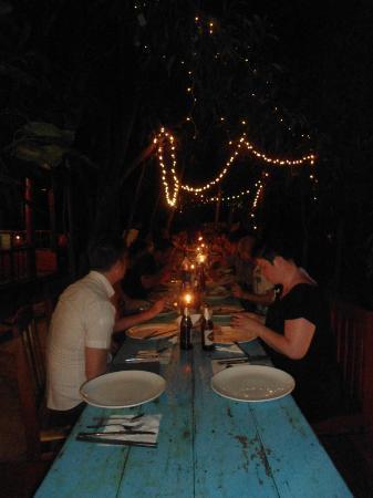 Freedomland Phu Quoc Resort: Dinnertime