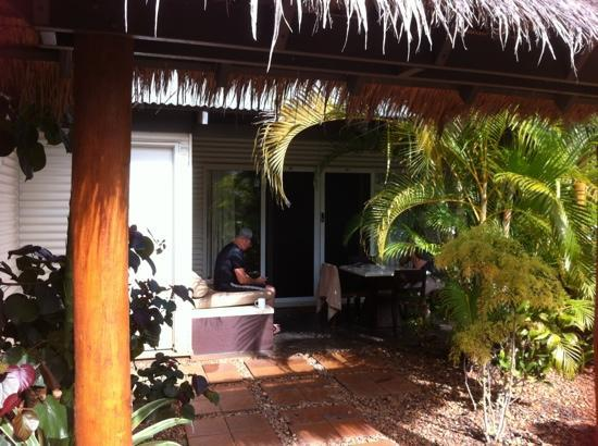 Mantra Frangipani Broome: our villa
