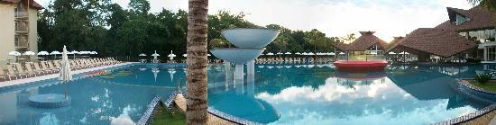 Recanto Cataratas Thermas Resort & Convention : Panorámica