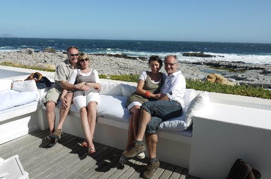 Whale View Guest House: that's life
