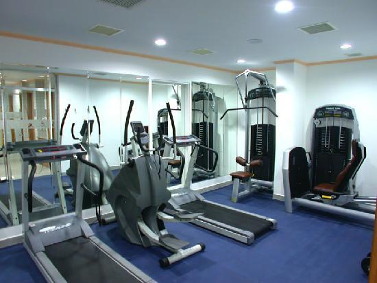 Denizkizi & Denizkizi Royal Hotel: Gym