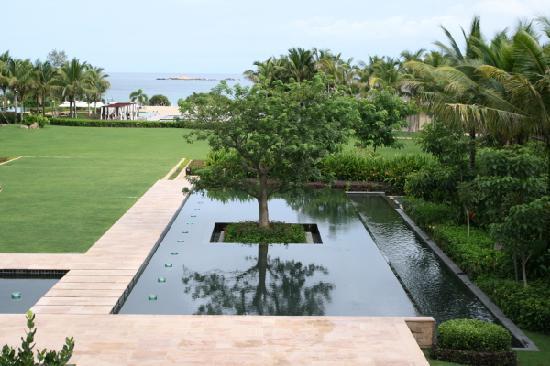 The Ritz-Carlton Sanya, Yalong Bay: Garden