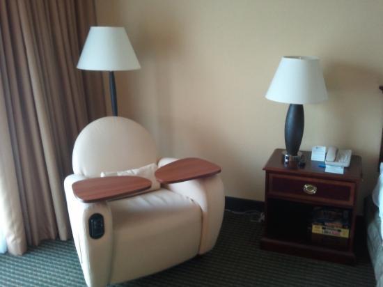 Holiday Inn Las Colinas : Computer Chair