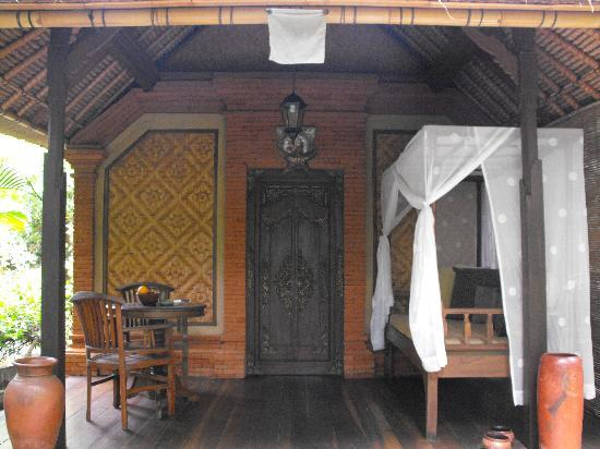 Alam Gili: The bungallow