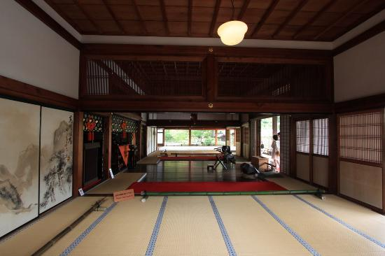 Kodai-ji Temple interior