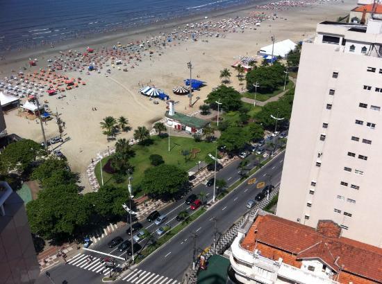 Mercure Santos : Balcony View