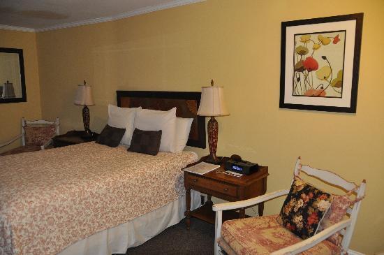 Madison Inn: unser Raum