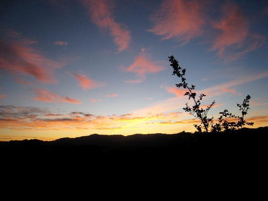 Rancho La Puerta Spa : Hiking at sunrise