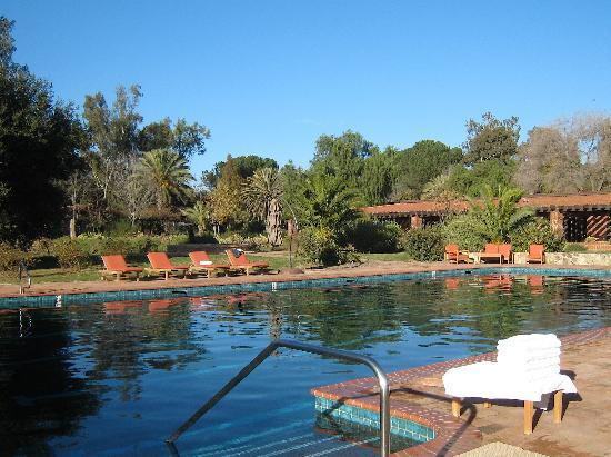 Rancho La Puerta Spa: One of the pools