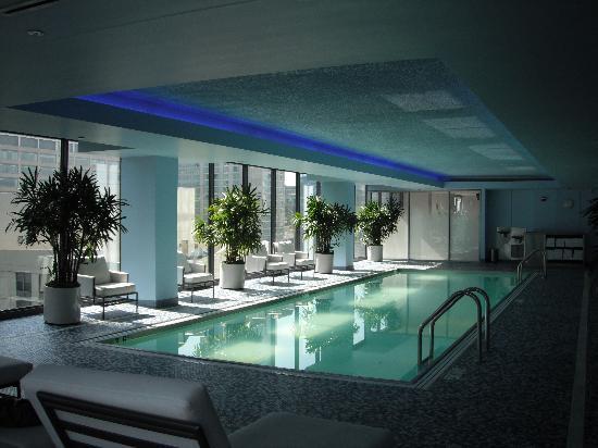 Kimpton Hotel Palomar Chicago Pool By Day