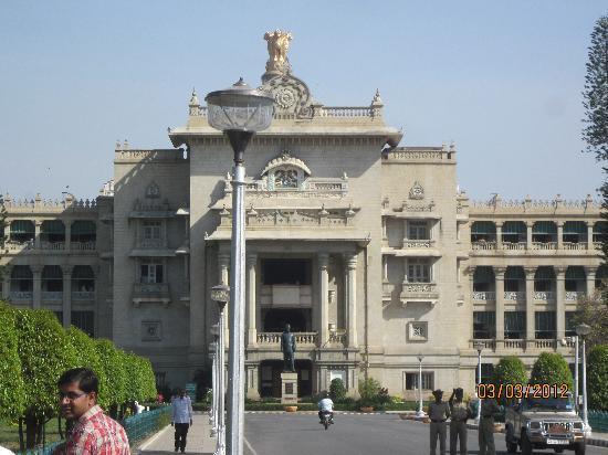 Vidhana Soudha and Attara Kacheri: Karnataka state building