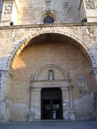 Church of San Gines