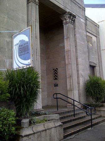太平洋津波博物館