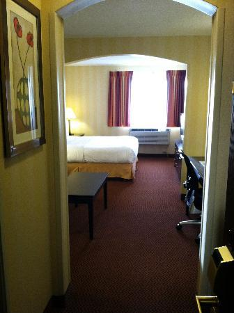 Comfort Suites Highlands Ranch Denver Tech Center Area: Hotel room