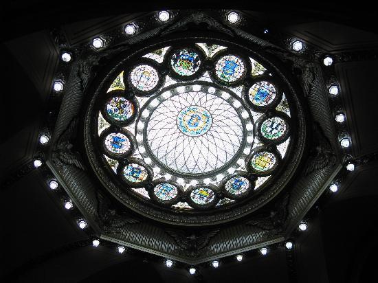 Massachusetts State House: dome